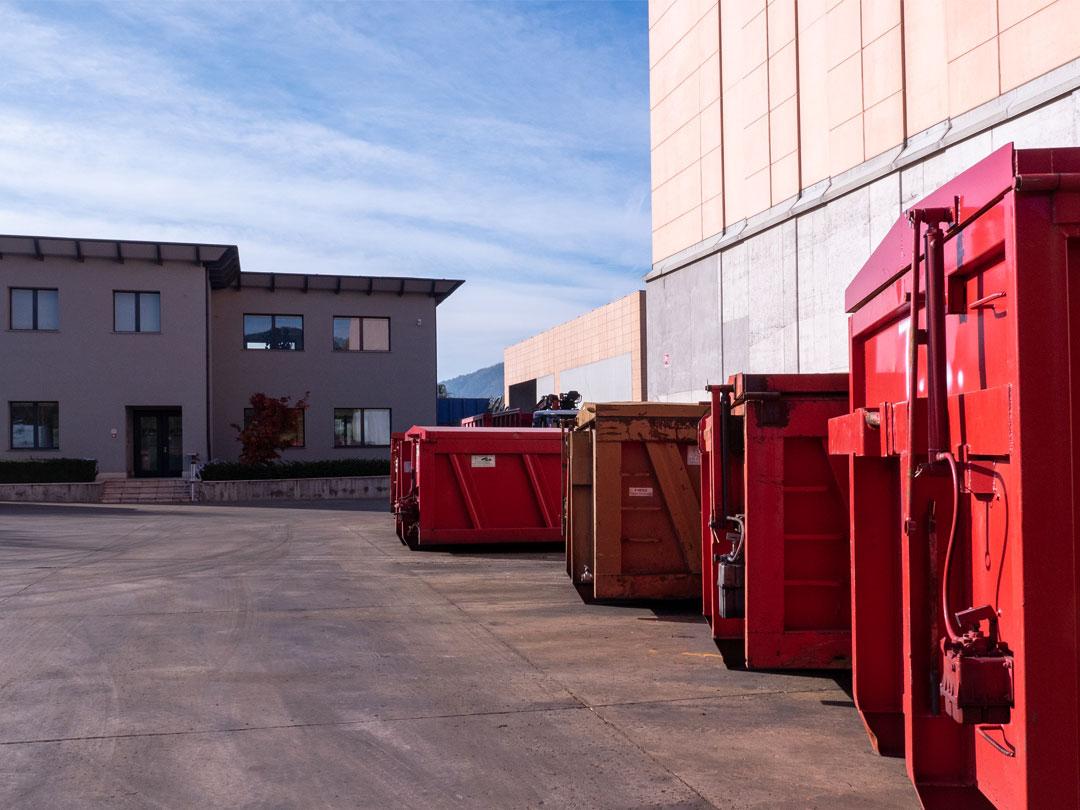 AOM Rottami azienda leader raccolta commercio metalli ferrosi